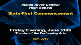 2019 Indian River Graduation Ceremony